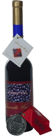 Tomasello Winery Blueberry Wine